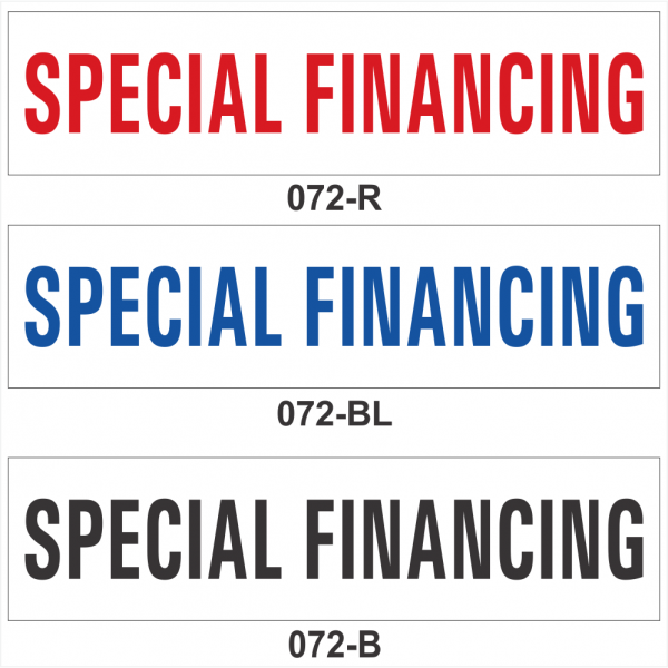 Special Financing Options And Plans What Are The Differences In Tire Tread Design And What Do