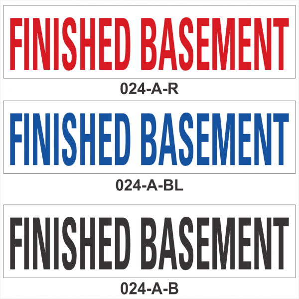 FINISHED BASEMENT (SRID-024-A)